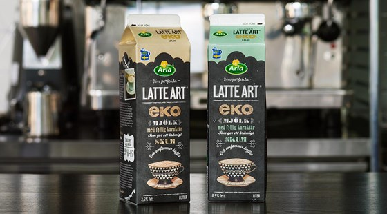 Arla® Latte Art®