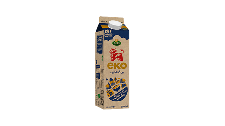 Arla Ko® Ekologisk Filmjölk 3%