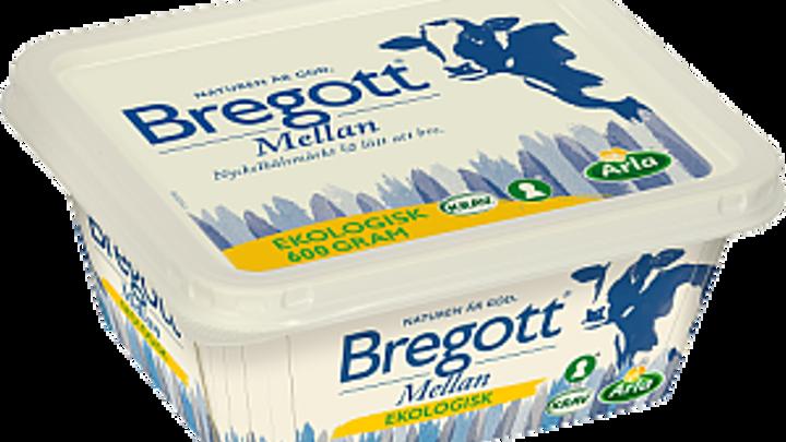 Bregott® Mellan eko smör & rapsolja