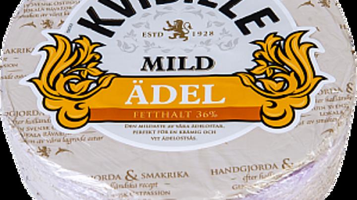 Kvibille® Ädel Mild 36% hel blåmögelost