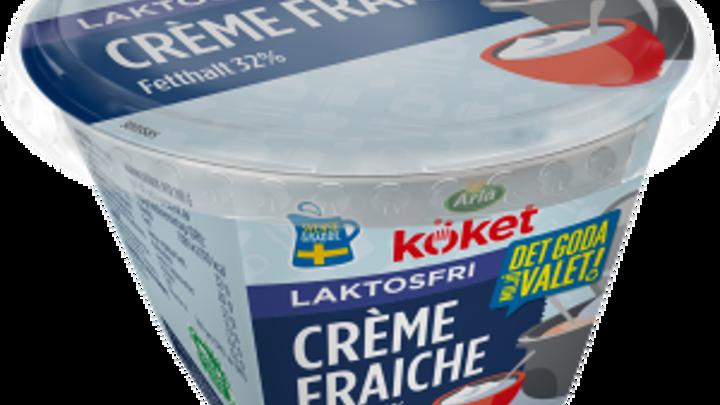 Arla Köket® Crème Fraiche 32% Laktosfri