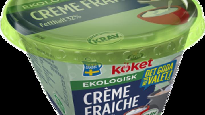 Arla Köket® Ekologisk crème fraiche 32%