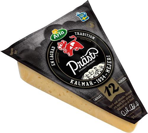 Arla Ko® Präst® lagrad ost