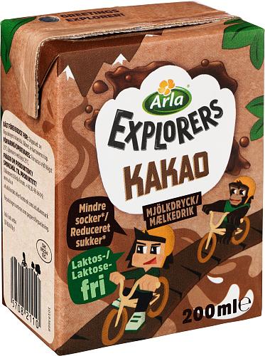 Arla® Explorers LF chokladdryck