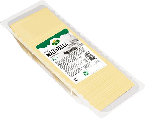 Arla Pro® Mozzarella skivad ost 22%