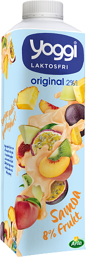 Yoggi® Original laktosfri yoghurt Samoa