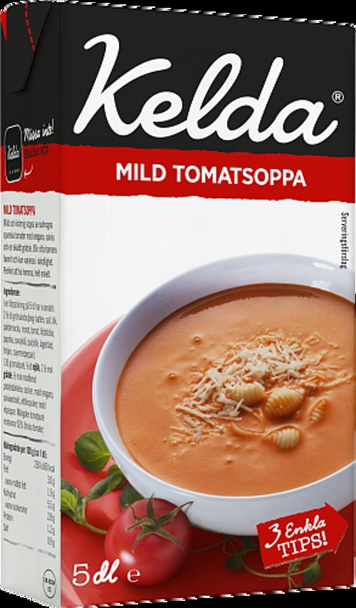 Kelda® Mild tomatsoppa 3%