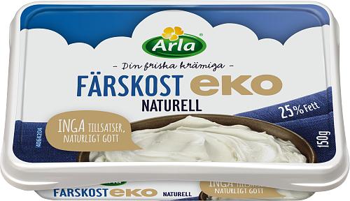 Arla® Färskost Naturell ekologisk