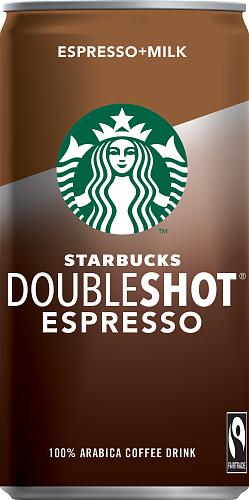 Starbucks® Doubleshot kaffedryck
