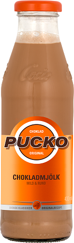Cocio Pucko Original chokladmjölk