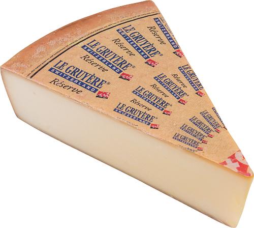 Fromalp Gruyère Réserve opast 32% hårdost