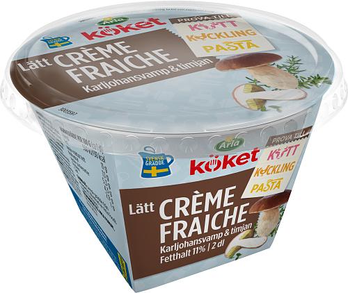 Arla Köket® Lätt crème fraich kj svamp timj 11%