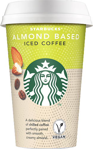 Starbucks® Almond Iced Coffee