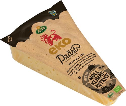 Arla Ko® Präst® ekologisk ost