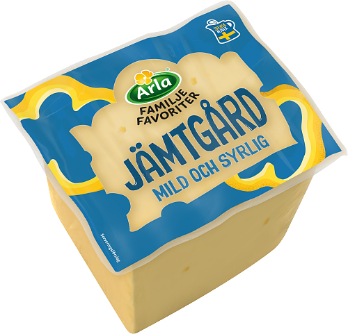 Arla® Familjefav Jämtgård ost