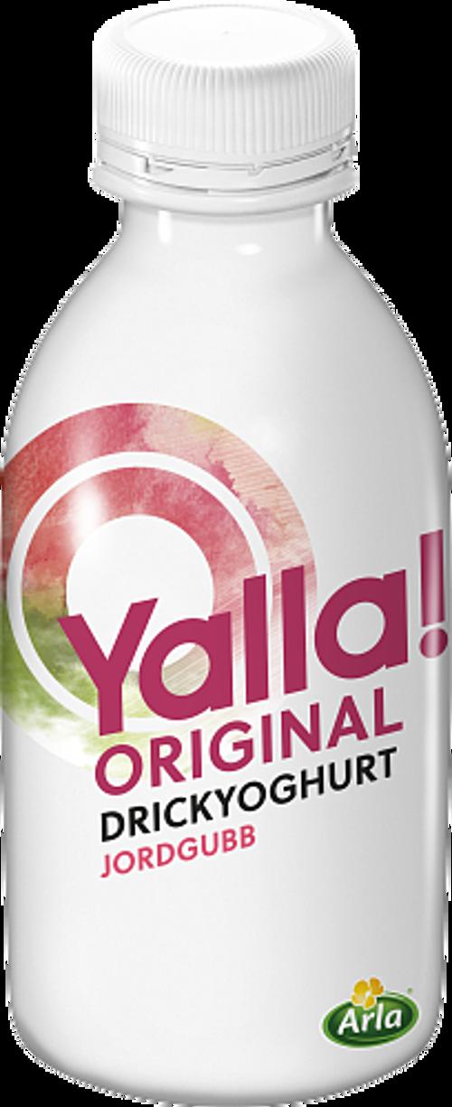 Yalla® jordgubb