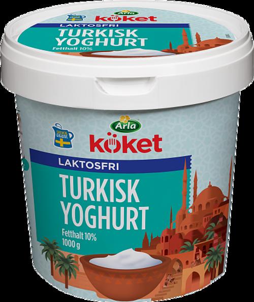 Arla Köket® laktosfri turkisk yoghurt 10%