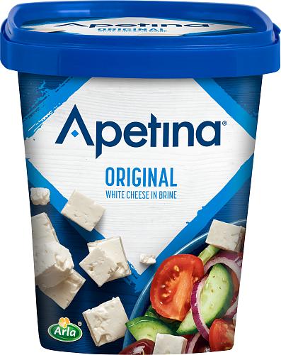 Apetina® Vitost tärnad i lake 22%