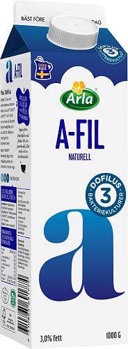 Arla® A-fil plus Dofilus 3%
