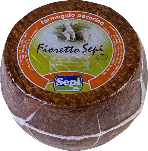 Virgilio Pecorino Sardo Fioretto 33% hårdost
