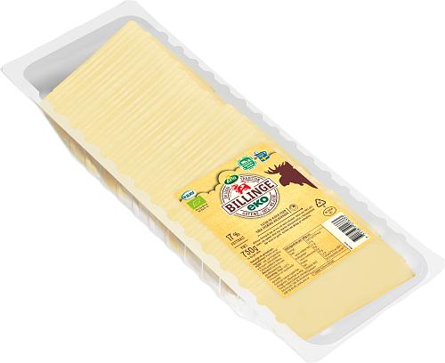 Arla Ko® Billinge 17% eko skivad ost