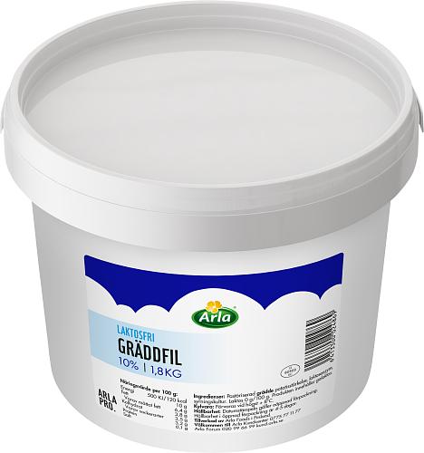 Arla® Pro Laktosfri gräddfil 10%