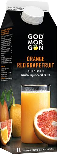 God Morgon® Apelsin Röd Grape