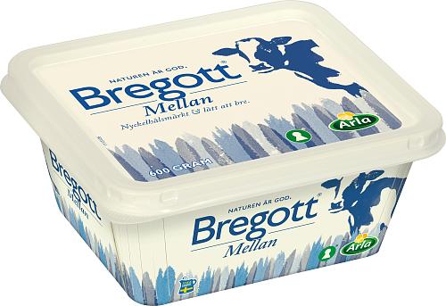 Bregott® Mellan smör & rapsolja