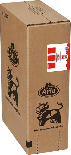Arla Ko® Färsk standardmjölk 3,0% BiB