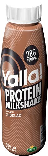 Yalla® Proteinshake chokladsmak
