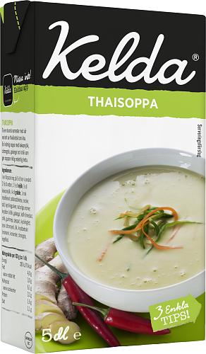 Kelda® Thaisoppa
