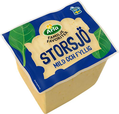 Arla® Familjefav Storsjö ost