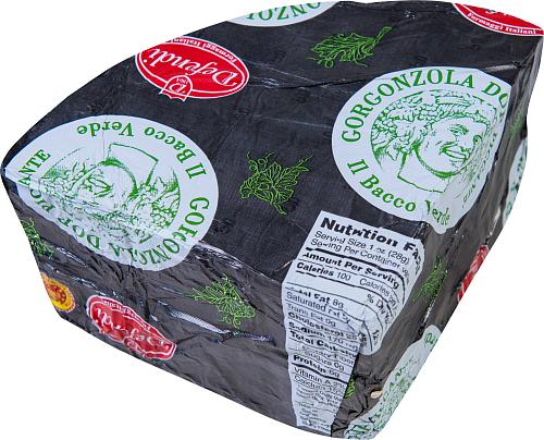 IL Bacco Verde Gorgonzola DOP Piccante