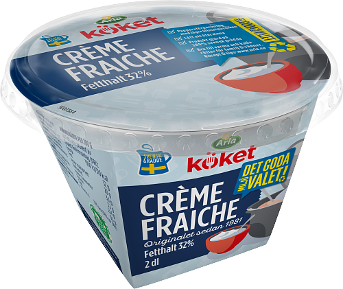 Arla Köket® Crème fraiche 32%