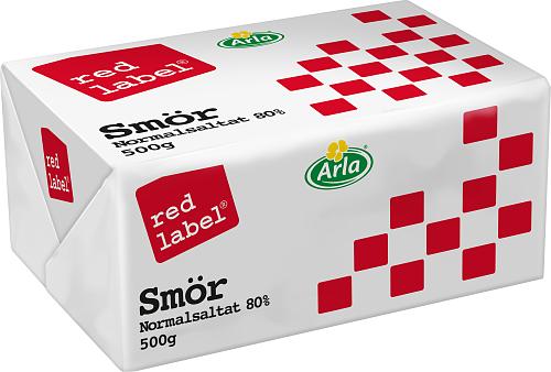 Red Label® Normalsaltat 80% smör