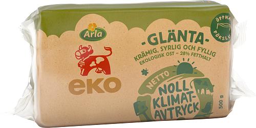 Arla Ko® Ekologisk Glänta Ekologisk 28%