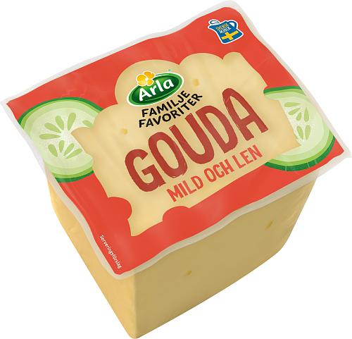 Arla® Familjefav Gouda ost
