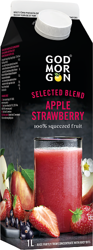 God Morgon® Apple Strawberry