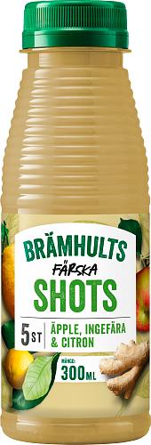 Brämhults Äpple Ingefära Citron Shot