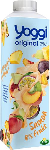 Yoggi® Original yoghurt Samoa
