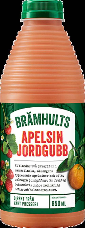 Brämhults Apelsin Jordgubb