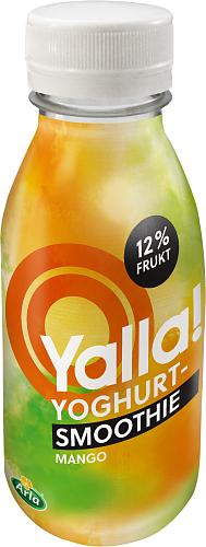 Yoggi® Yalla yoghurt-smoothie mango