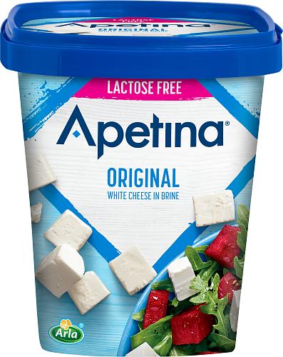 Apetina® Laktosfri vitost tärnad i lake 10%