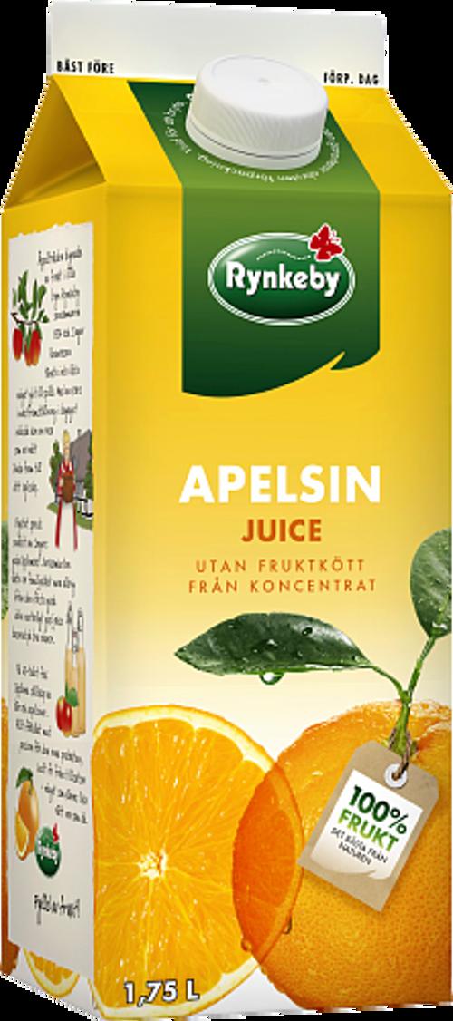 Rynkeby® Apelsinjuice