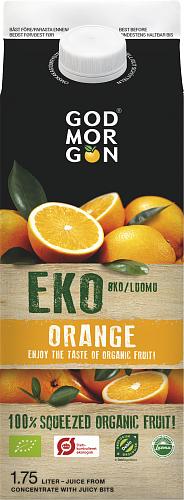 God Morgon® Ekologisk Apelsin