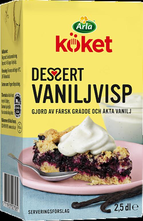 Arla Köket® vaniljvisp