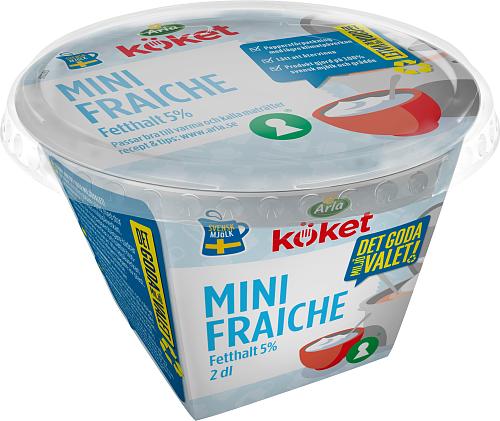 Arla Köket® Minifraiche 5%