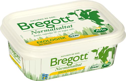 Bregott® Ekologisk Normalsaltat