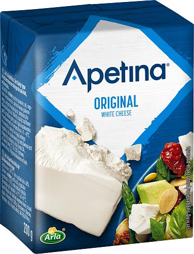 Apetina® Vitost krämig hel bit 20%