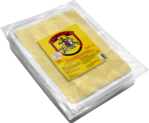 Riddar® Skivad ost 28% storpack